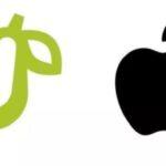 """Η Apple τρέχει στα δικαστήρια για εφαρμογή με λογότυπο ένα αχλάδι γιατί """"μοιάζει πολύ"""" με το σήμα της"""